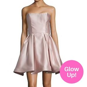 90% off - Betsy & Adam Cocktail Dress Pink 8